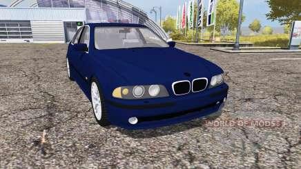 BMW 540i (E39) for Farming Simulator 2013
