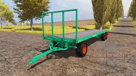 Aguas-Tenias PGRAT v3.5 for Farming Simulator 2013