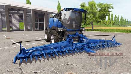 New Holland FR850 v6.0 for Farming Simulator 2017