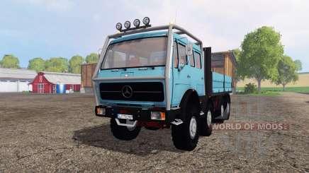 Mercedes-Benz NG for Farming Simulator 2015