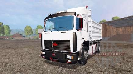 MAZ 5550 for Farming Simulator 2015