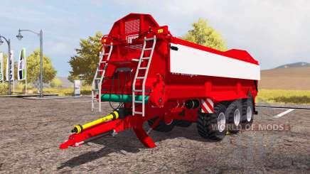 Krampe Bandit 800 v3.0 for Farming Simulator 2013