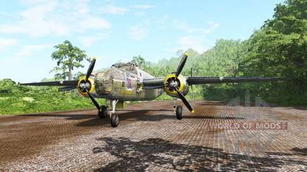 North American B-25 Mitchell v5.1 for BeamNG Drive
