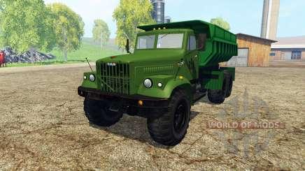 KrAZ 255 for Farming Simulator 2015