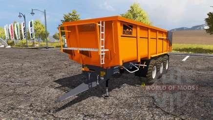 Dezeure D33A for Farming Simulator 2013