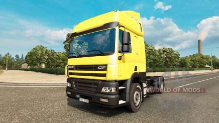 DAF CF 85 v1.1 for Euro Truck Simulator 2