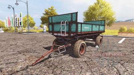 Mengele DR 57 for Farming Simulator 2013