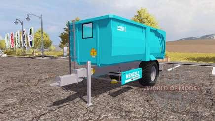 Mengele Big Body 500 E for Farming Simulator 2013