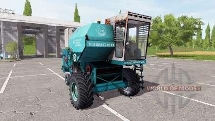 KPC Yenisei 1200-1 for Farming Simulator 2017