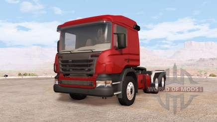 Scania R-Series v0.61 for BeamNG Drive