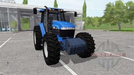 Ford 8970 for Farming Simulator 2017