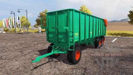Aguas-Tenias GRAT for Farming Simulator 2013