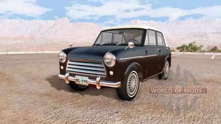 Satsuma 210 1958 v4.0 for BeamNG Drive