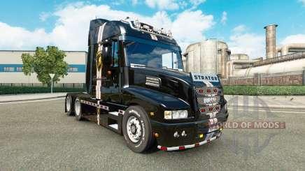 Skin Lamborghini truck Iveco Strator for Euro Truck Simulator 2
