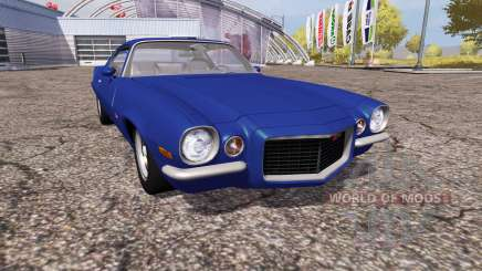 Chevrolet Camaro Z28 1973 for Farming Simulator 2013