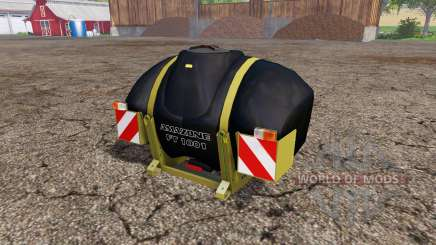 AMAZONE FT 1001 eco black edition v2.0 for Farming Simulator 2015