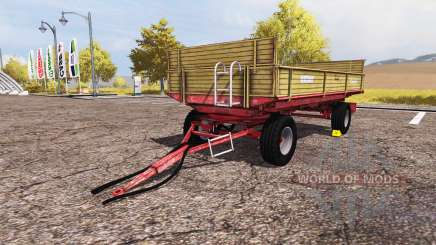 Krone Emsland ballcarts for Farming Simulator 2013