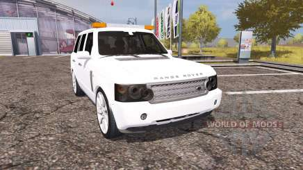 Land Rover Range Rover Supercharged (L322) for Farming Simulator 2013