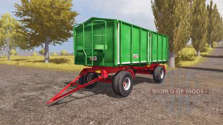 Kroger Agroliner HKD 302 multifruit v1.1 for Farming Simulator 2013