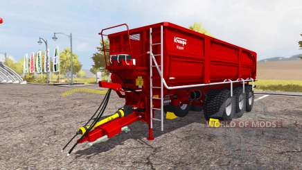 Krampe Big Body 900 S for Farming Simulator 2013