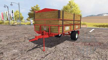 Krone Emsland EDK multifruit for Farming Simulator 2013