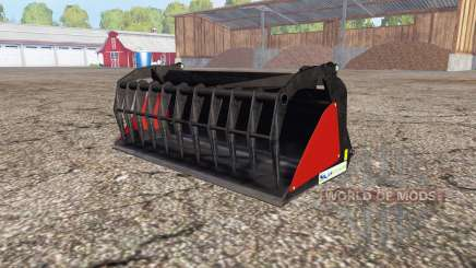 Juraccessoire grab bucket v1.1 for Farming Simulator 2015