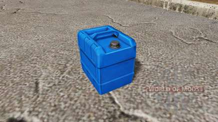 Canister fertilizer for Farming Simulator 2017