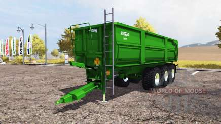 Krampe Big Body 900 S multifruit v1.5 for Farming Simulator 2013