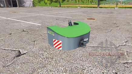 Weight Agriweld for Farming Simulator 2017