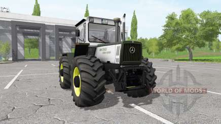 Mercedes-Benz Trac 1400 Turbo silver for Farming Simulator 2017