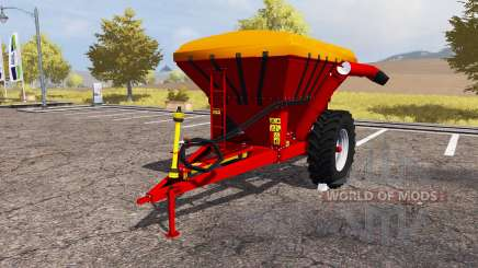 Jan Tanker 10500 for Farming Simulator 2013