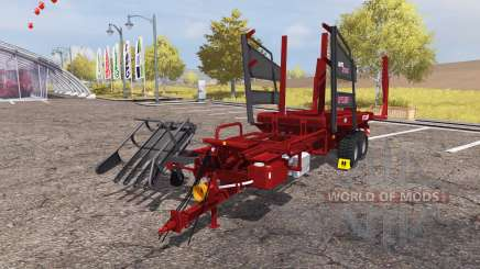 Arcusin AutoStack FS 63-72 for Farming Simulator 2013