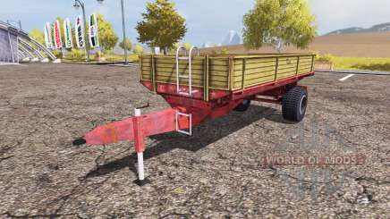 Krone Emsland EDK for Farming Simulator 2013