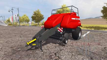 Massey Ferguson 2190 Hesston v3.0 for Farming Simulator 2013
