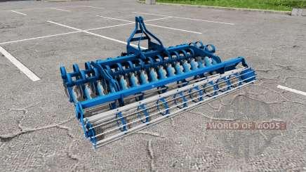 LEMKEN Heliodor 8-400 for Farming Simulator 2017