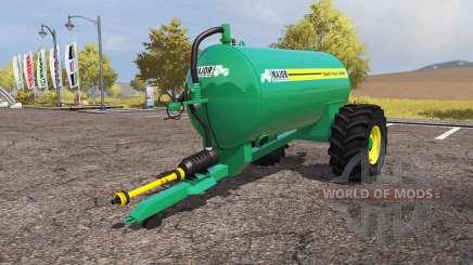 MAJOR Slurri Vac 1600 for Farming Simulator 2013