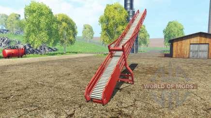 Conveyor belt v3.2.6 for Farming Simulator 2015