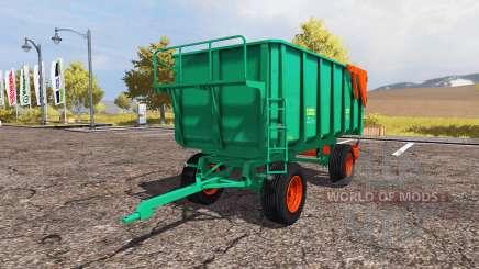 Aguas-Tenias GAT v1.6 for Farming Simulator 2013