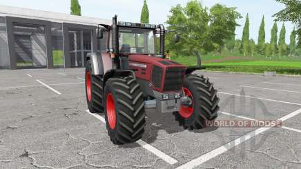 Fendt Favorit 818 v3.0 for Farming Simulator 2017