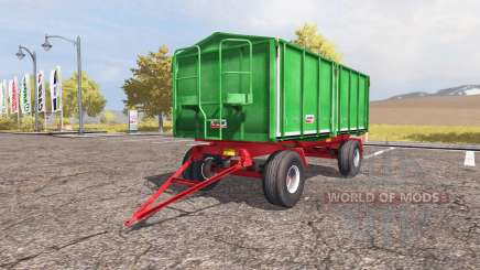 Kroger Agroliner HKD 302 multifruit for Farming Simulator 2013
