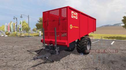 Vicon T-Rex Shuttle v2.0 for Farming Simulator 2013