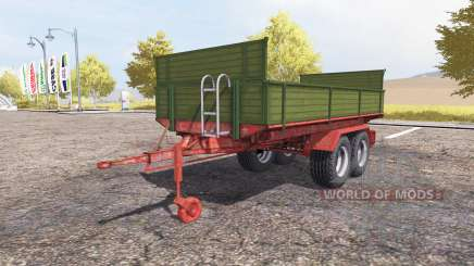 Krone Emsland TDK for Farming Simulator 2013