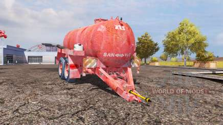 STS MV5-014 red for Farming Simulator 2013