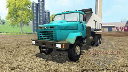 KrAZ 65032 v1.1 for Farming Simulator 2015