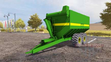 Trufab 40T for Farming Simulator 2013
