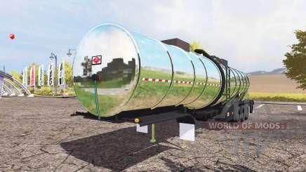 Fertilizer trailer for Farming Simulator 2013