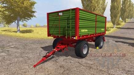 Fortuna K180-5.2 v1.4 for Farming Simulator 2013