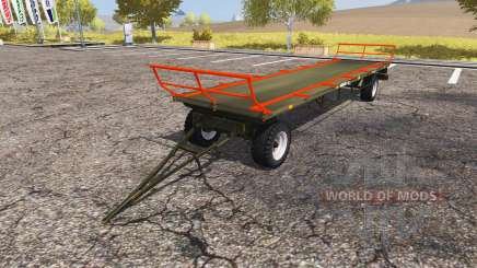 URSUS T-665 for Farming Simulator 2013