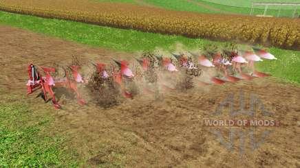 Maschio Lelio XXL 12 v1.1 for Farming Simulator 2017