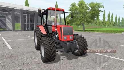 Belarus 826 for Farming Simulator 2017